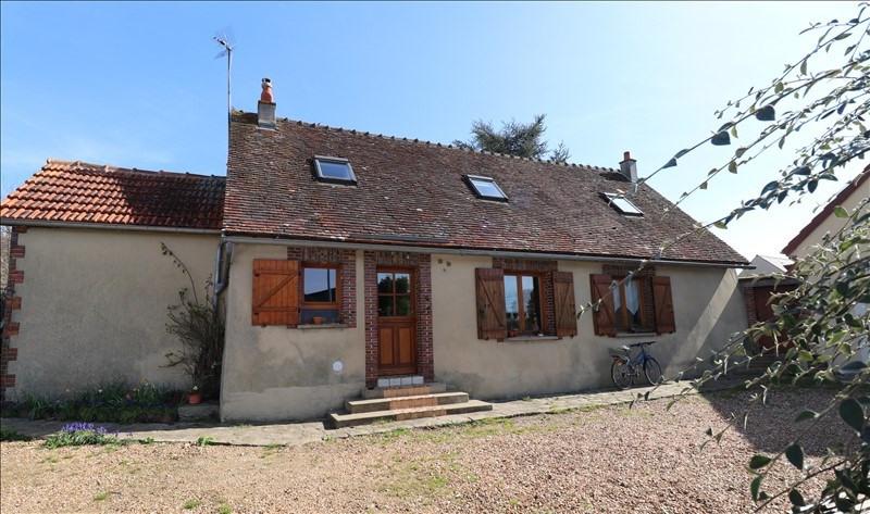 Vente maison / villa Fontaine la guyon 164000€ - Photo 1