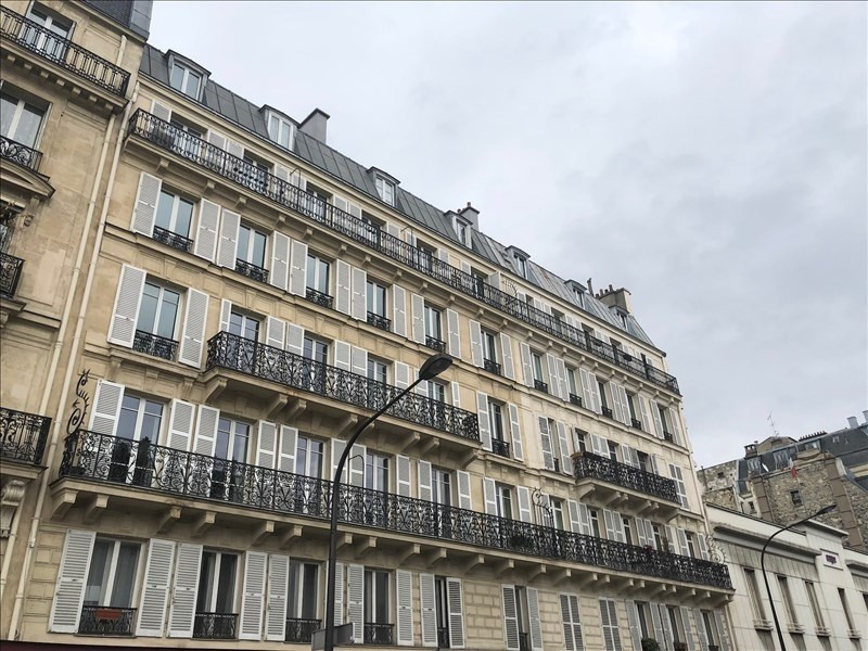Deluxe sale apartment Paris 17ème 1 695 000€ - Picture 1