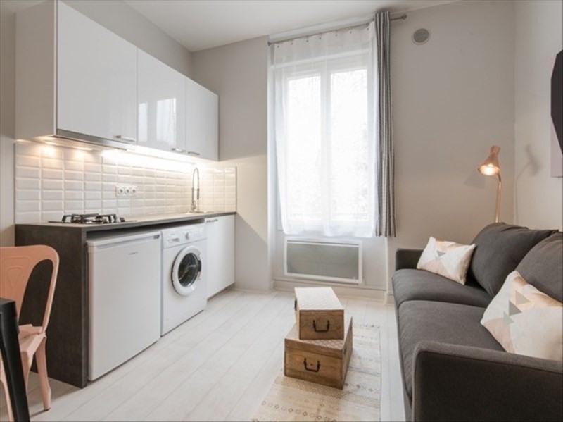 Rental apartment Lyon 8ème 620€ CC - Picture 1