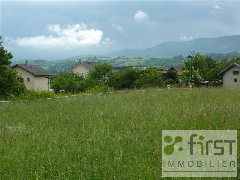 Vendita terreno Vallieres 215000€ - Fotografia 1