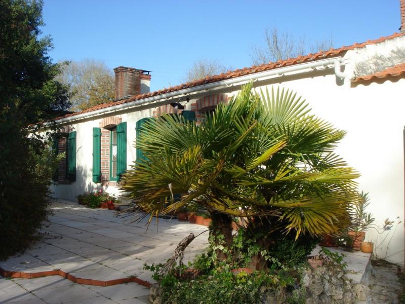 Vente maison / villa Soullans 278250€ - Photo 1