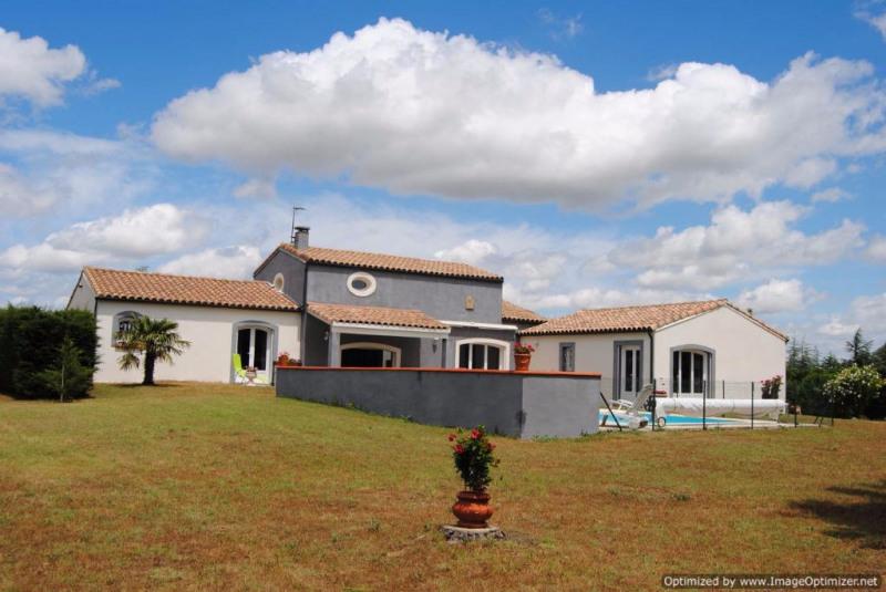 Sale house / villa Bram 367000€ - Picture 5
