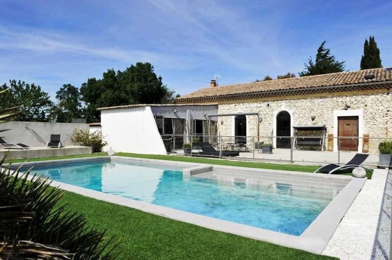 Vente de prestige maison / villa Montélimar 580000€ - Photo 1