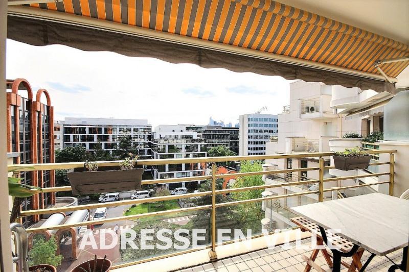 Verkoop  appartement Levallois perret 445000€ - Foto 1