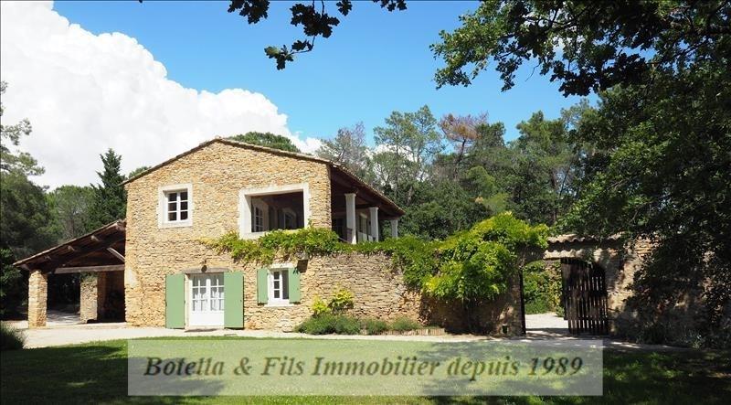 Verkoop van prestige  huis Uzes 778000€ - Foto 2