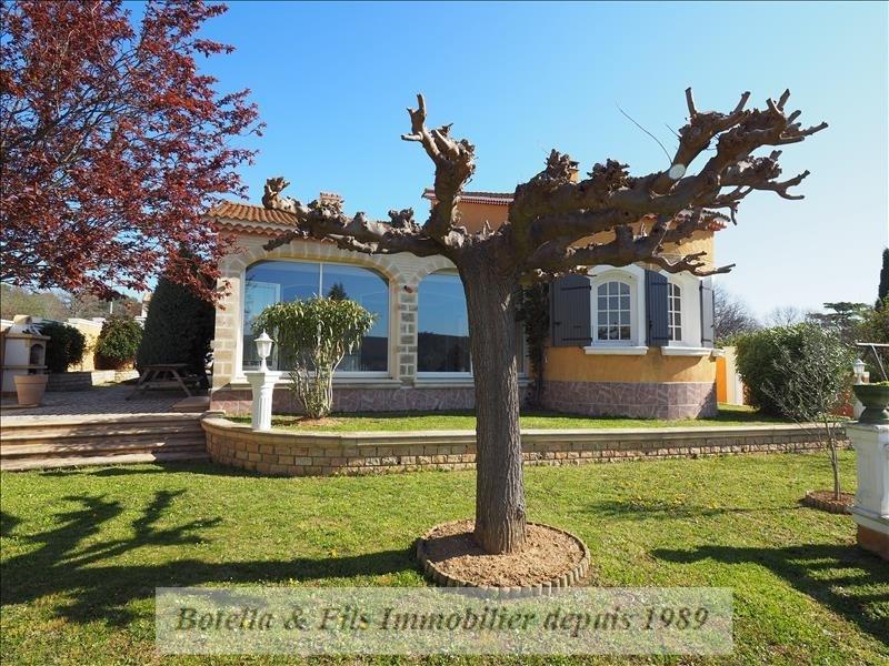Vente maison / villa Uzes 388000€ - Photo 8