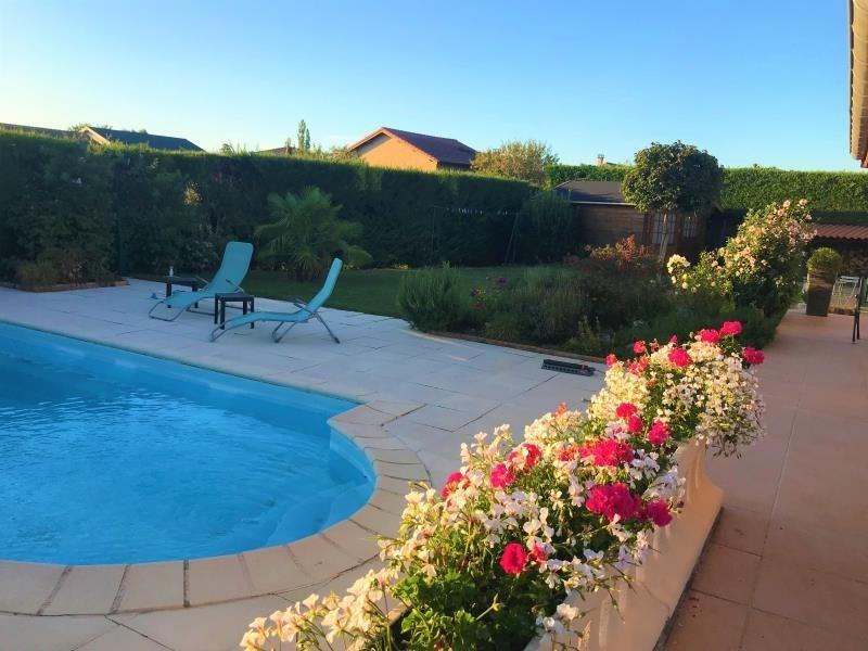 Vente maison / villa Villette d'anthon 425000€ - Photo 4