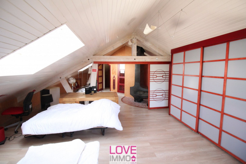 Vente maison / villa La tour du pin 318 000€ - Photo 10