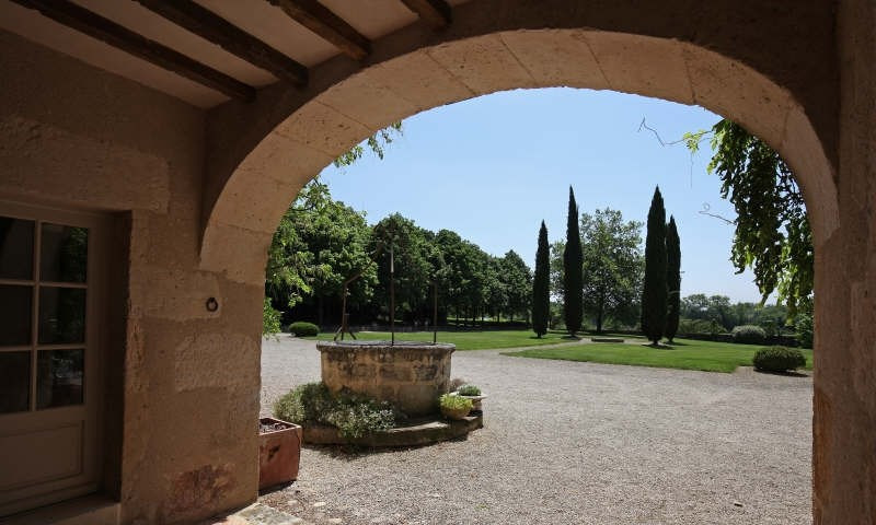 Deluxe sale house / villa La romieu 1575000€ - Picture 4