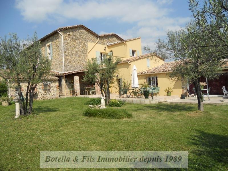Vente de prestige maison / villa Anduze 695000€ - Photo 2