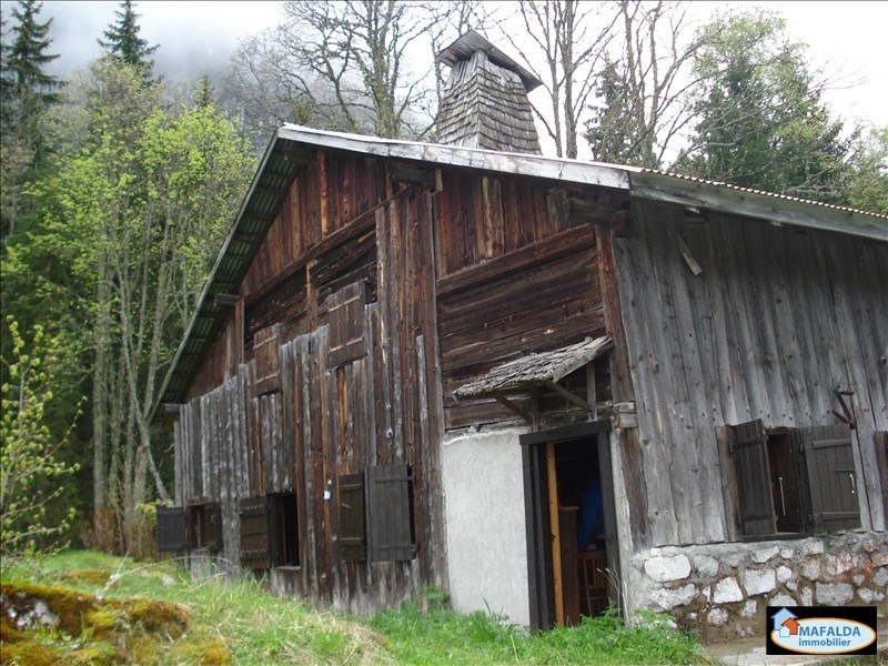 Sale house / villa Brizon 110000€ - Picture 1