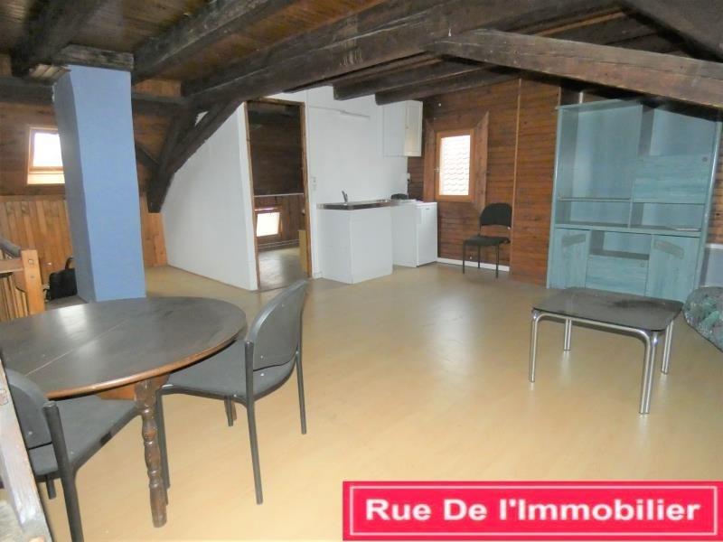 Sale apartment Saverne 47000€ - Picture 2