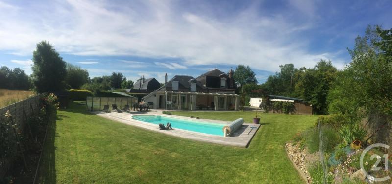 Revenda residencial de prestígio casa Trouville sur mer 567000€ - Fotografia 19