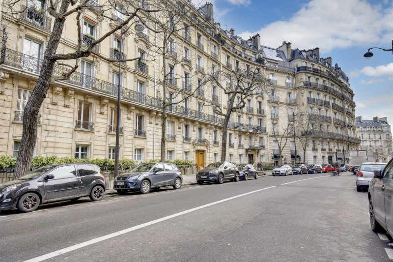 Deluxe sale apartment Paris 16ème 1 535 000€ - Picture 2
