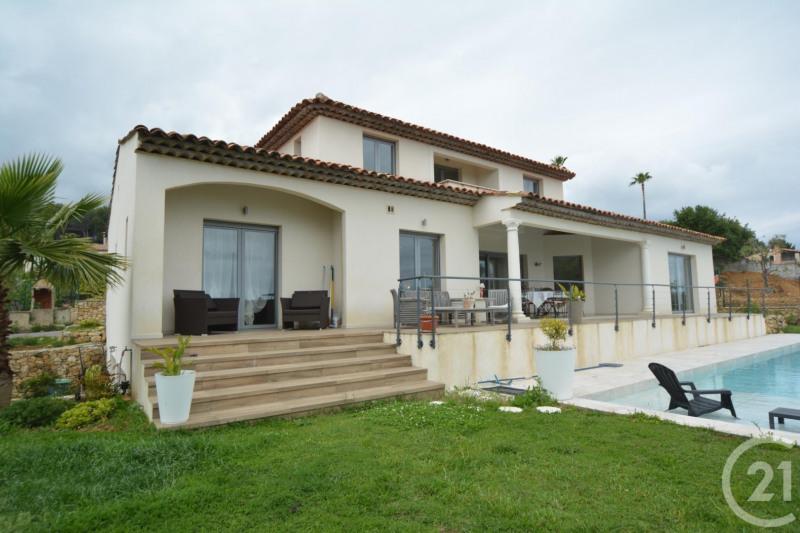 Verkauf von luxusobjekt haus Vallauris 1250000€ - Fotografie 2