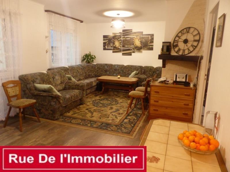 Sale apartment Saverne 112350€ - Picture 1