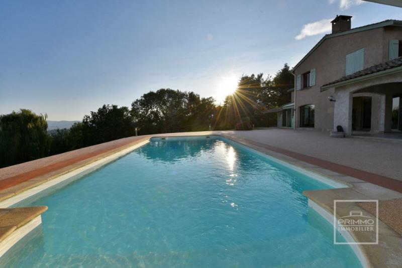 Deluxe sale house / villa Limonest 995000€ - Picture 4