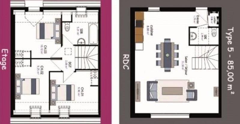 Vente maison / villa Troyes 178500€ - Photo 5