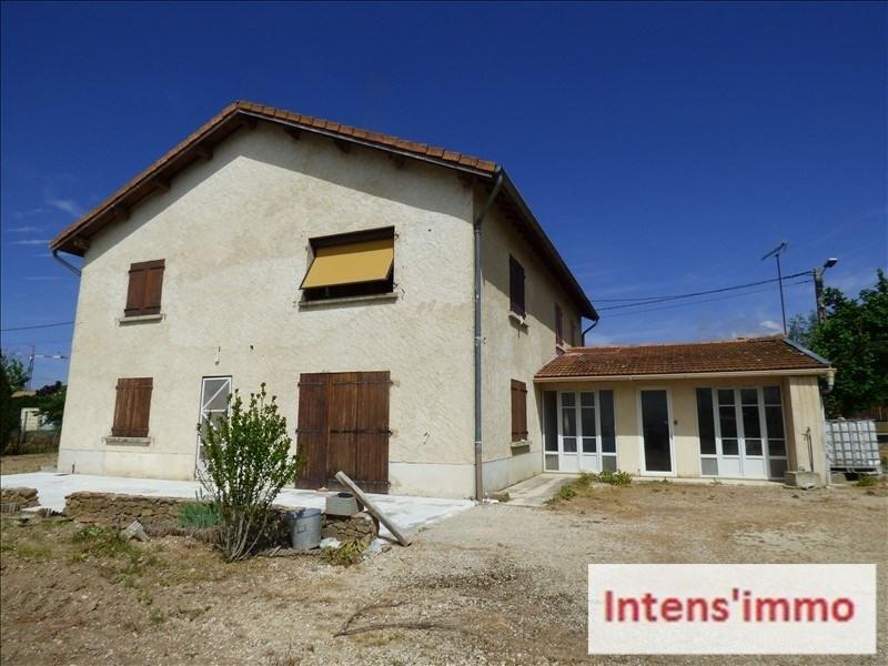 Sale house / villa Romans sur isere 255300€ - Picture 1