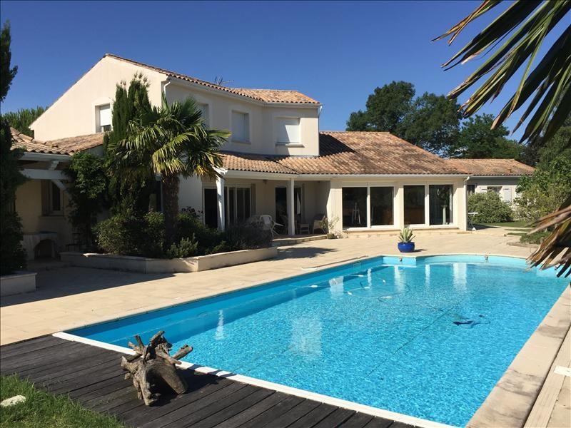 Vente de prestige maison / villa Breuillet 884000€ - Photo 1