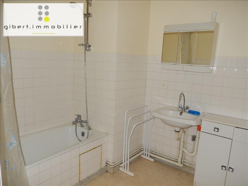 Rental apartment Le puy en velay 302€ CC - Picture 7