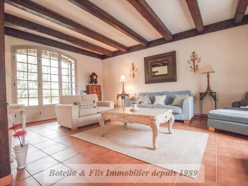 Verkoop  huis Uzes 368000€ - Foto 4