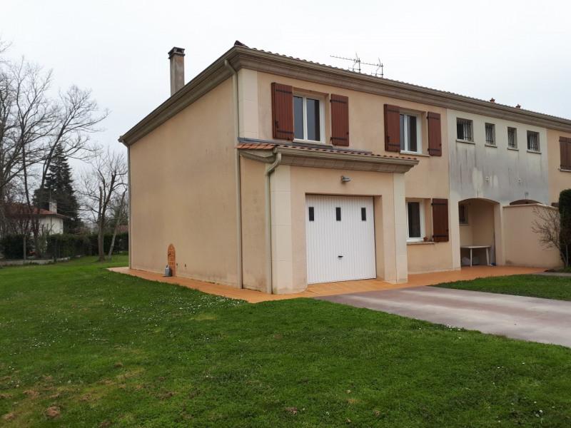 Rental house / villa Saint-selve 1211€ CC - Picture 1