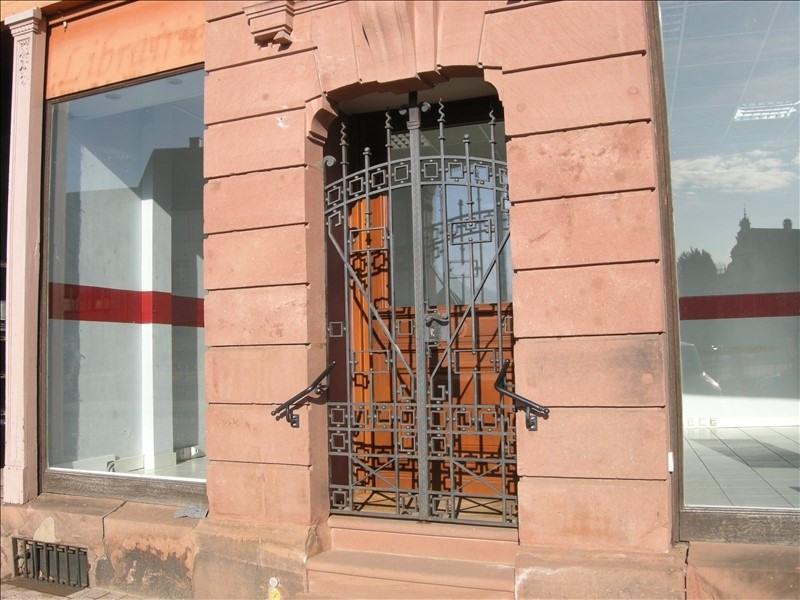Vermietung büro Wissembourg 700€ HT/HC - Fotografie 3