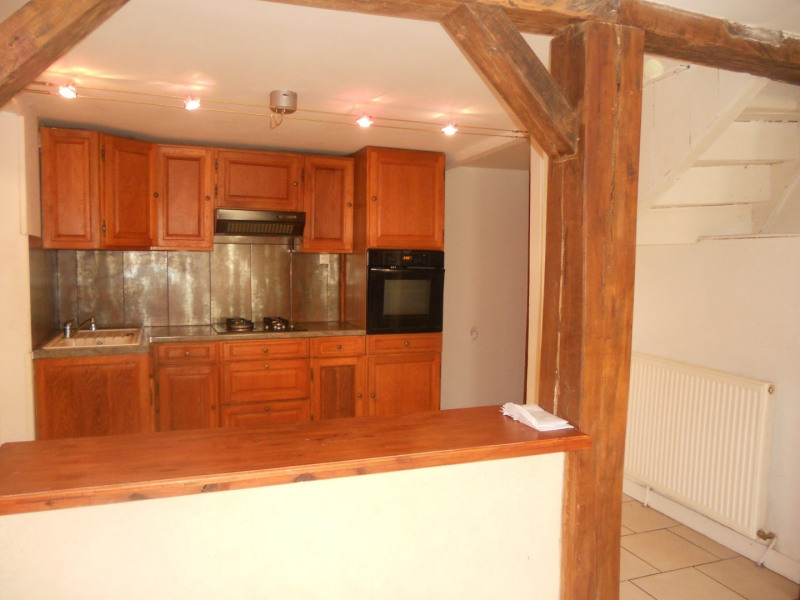 Sale house / villa Trun 55 500€ - Picture 1