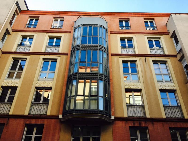 Sale apartment Toulouse 165000€ - Picture 1