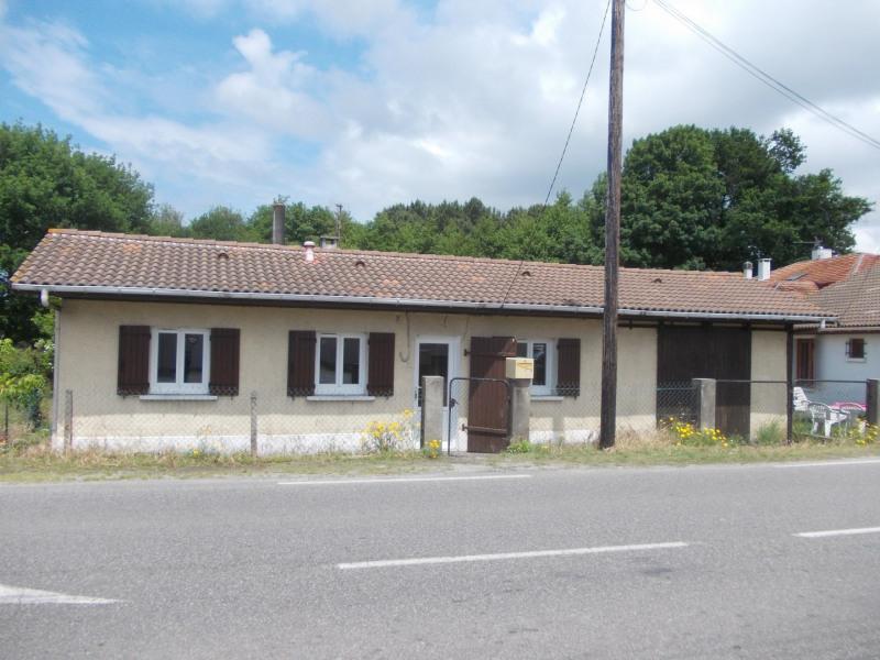 Rental house / villa Mimizan 460€ CC - Picture 1