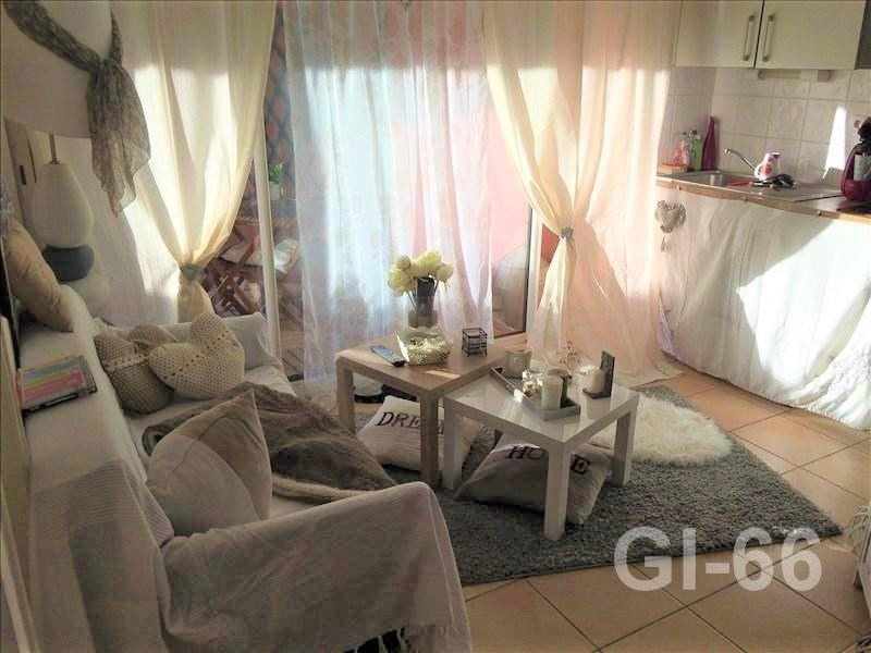 Vente appartement Alenya 70 000€ - Photo 1