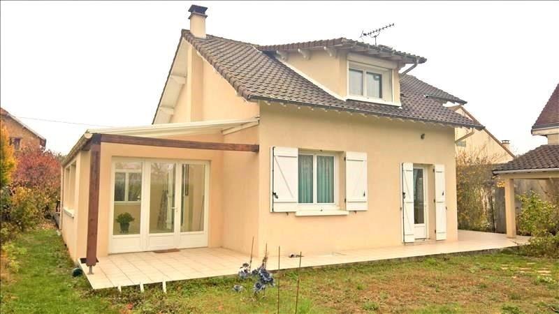 Sale house / villa Verneuil sur seine 407000€ - Picture 1