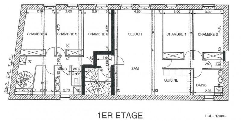Vente immeuble Voves 134000€ - Photo 4