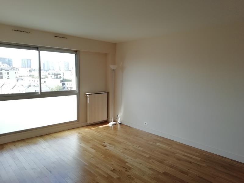 Vente appartement Paris 15ème 620000€ - Photo 2