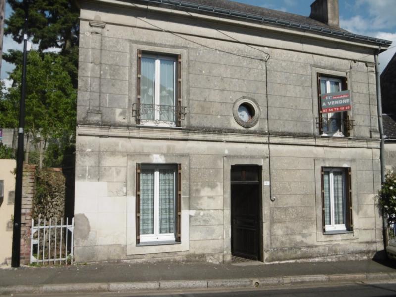 Sale house / villa Chemille sur deme 75000€ - Picture 1