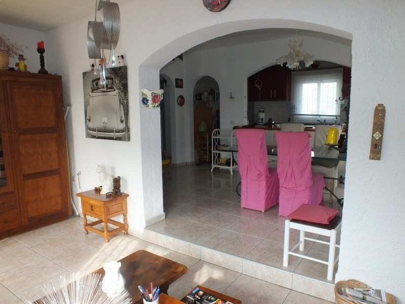Vacation rental house / villa Roses 1056€ - Picture 13