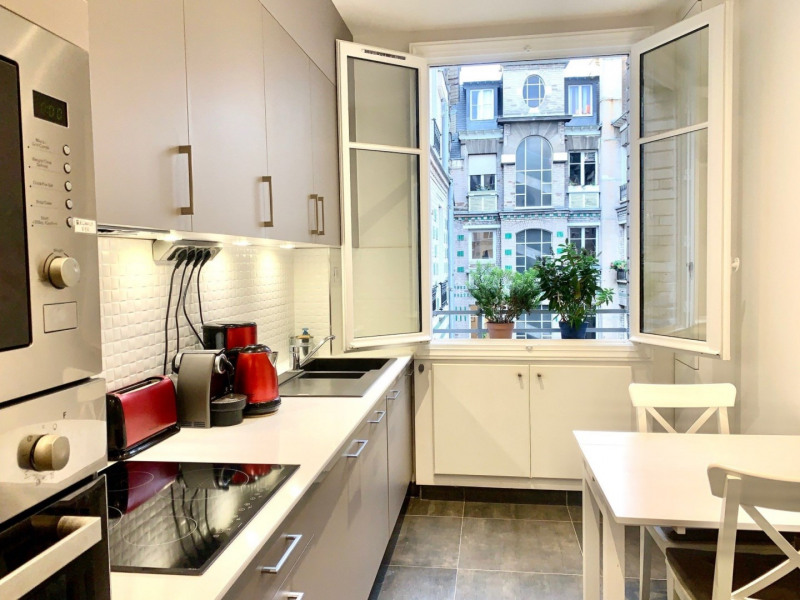 Locação apartamento Paris 15ème 4300€ CC - Fotografia 6