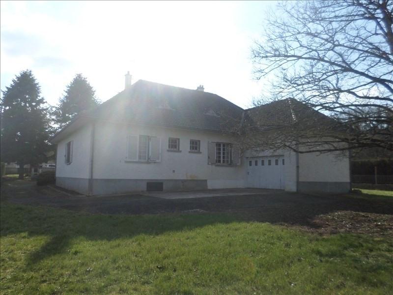 Vente maison / villa Chauvigny 199000€ - Photo 4