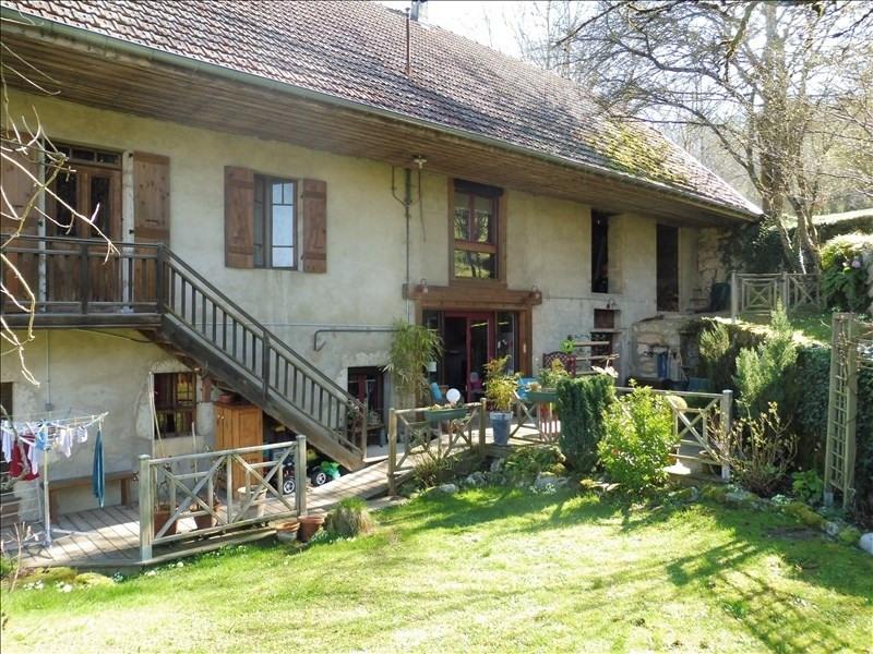 Vendita casa Cusy 410000€ - Fotografia 1