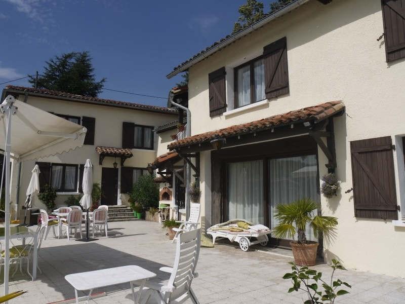 Vendita casa Chonas l amballan 372000€ - Fotografia 2