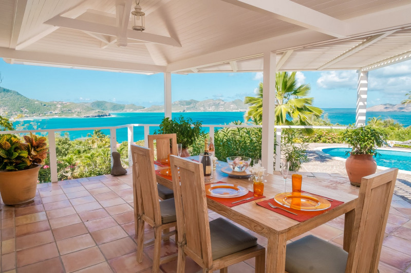 Sale house / villa St barthelemy  - Picture 3
