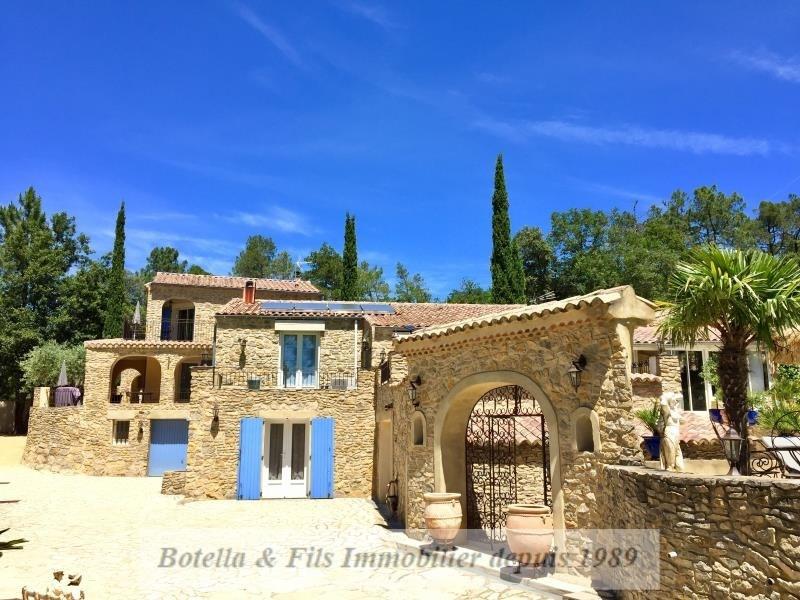 Vente de prestige maison / villa Uzes 1265000€ - Photo 20