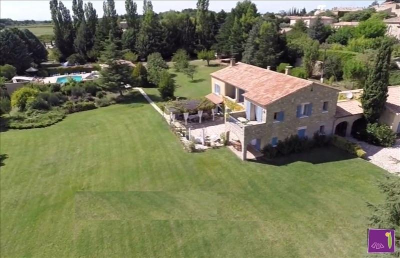 Immobile residenziali di prestigio casa Uzes 1150000€ - Fotografia 1