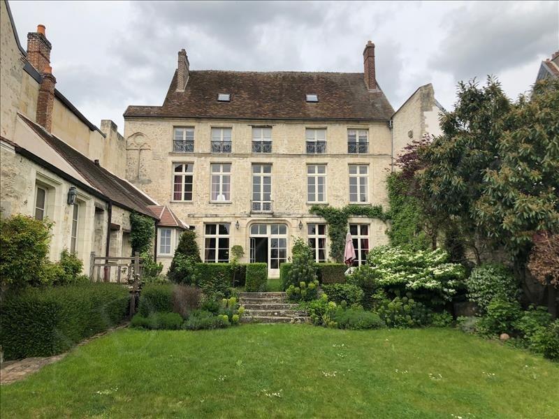 Deluxe sale house / villa Senlis 1960000€ - Picture 1
