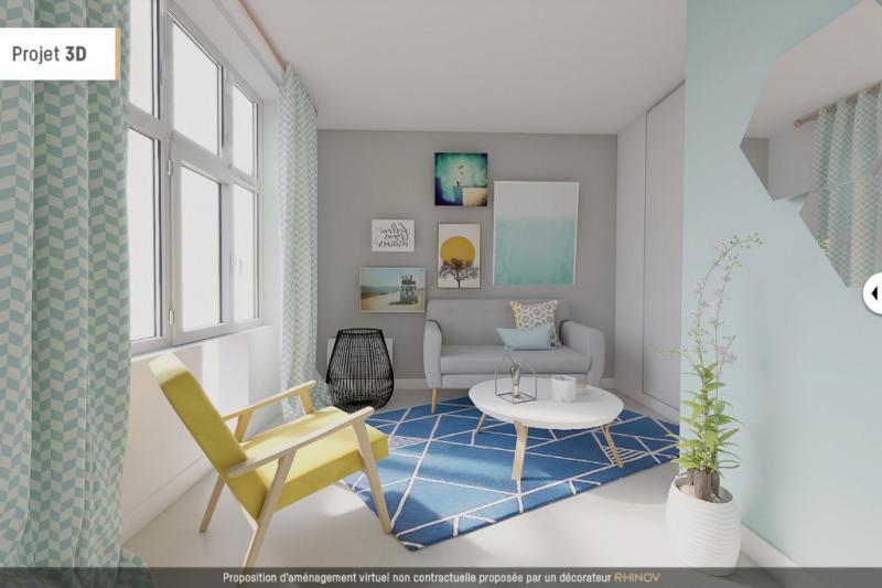 Sale apartment Lyon 6ème 210000€ - Picture 1