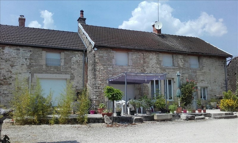 Vente maison / villa A 10 mins de chatillon 148 000€ - Photo 1