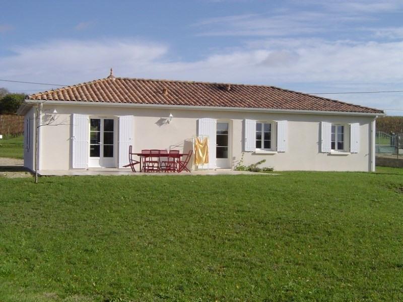Location maison / villa Mainxe 730€ CC - Photo 1