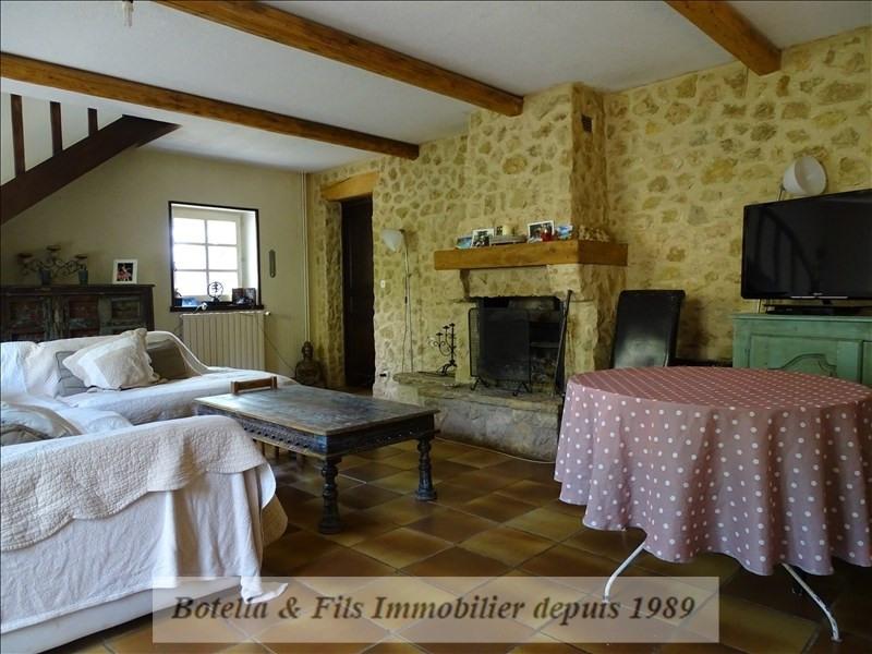 Vente de prestige maison / villa Uzes 616000€ - Photo 8