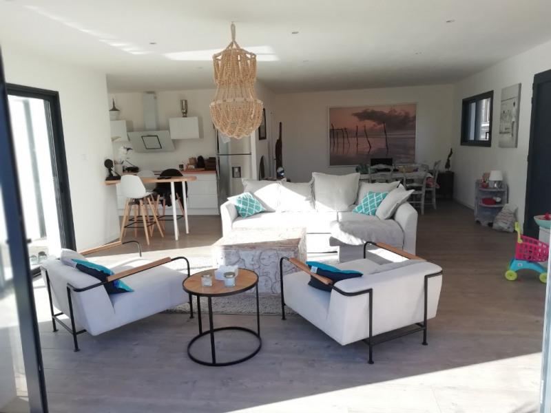 Vente maison / villa Saubion 389900€ - Photo 4